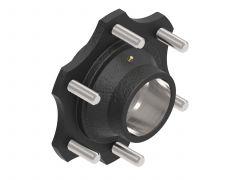 Wheel Hub [416-000-070]